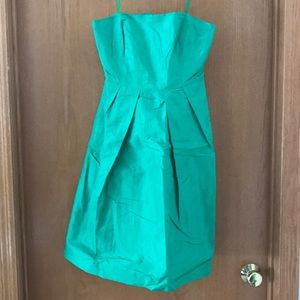 Jcrew Taffeta Dress